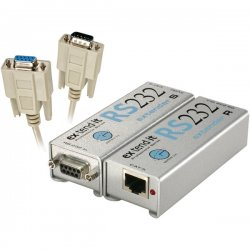 Gefen - EXT-RS232 - Serial Extender - Wired - External - 1000 Ft
