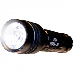 Maxsa - 20065 - Battery-Powered Mini LED Flashlight