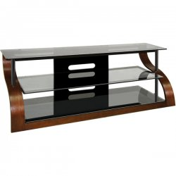 Bello - CW342 - 65 Wide AV Stand Dark Espresso