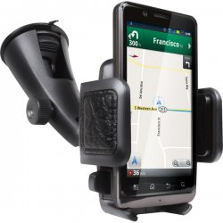 I.Sound - ISOUND-1659 - Universal Windshield/Air Vent Car Mount for Smartphones
