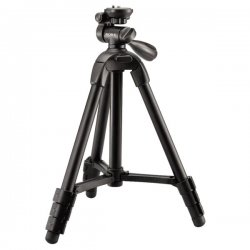 "Sony - VCTR100 - Sony VCT-R100 Lightweight Tripod - 13.98"" to 39.37"" Height - 2.65 lb Load Capacity - Black"