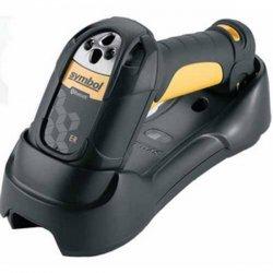 Motorola - LS3578-FZ20005WR - Zebra Symbol LS3578-FZ Bar Code Reader - Wireless Connectivity - 36 scan/s - 45 ft Scan Distance - 1D - Laser - Bluetooth - Black, Yellow