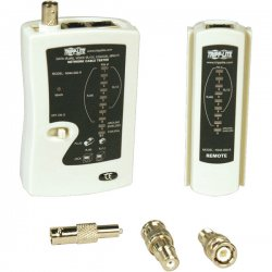 Tripp Lite - N044-000-R - Tripp Lite Multi-Functional Network Cable Tester - RJ-45 Female Network , RJ-11 Female Phone