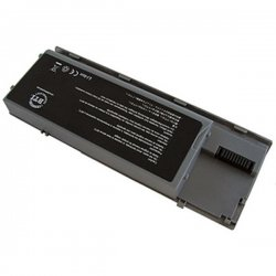 Battery Technology - DL-D620X4 - BTI Lithium Ion Notebook Battery - Lithium Ion (Li-Ion) - 14.8V DC