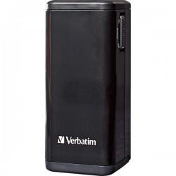 Verbatim / Smartdisk - 97928 - Verbatim AA Power Pack - Black - Black