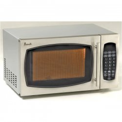 Avanti - MO9003SST - Avanti Micrwave Oven - Single - 0.90 ft³ Main Oven - 900 W Microwave Power - Countertop - Stainless Steel