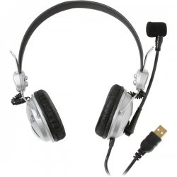 CAD Audio - U2 - CAD U2 USB Stereo Headset - Wired Connectivity - Stereo - Over-the-head