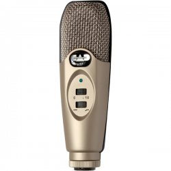 CAD Audio - U37 - CAD U37 Handheld Microphone - Handheld - Cable