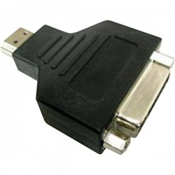 Steren Electronics - 516-008 - Steren HDMI to DVI Adapter - PVC