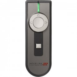 SMK-Link - VP4450 - SMK-Link VP4450 Wireless Powerpoint Presentation Remote Control with Laser Pointer - Multimedia - 100 ft