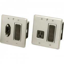 Panamax - MIW-XT - 15A In-Wall Power & Signal Bay, 15A Code Compliant Extension System
