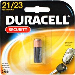 Duracell - MN21BK - 12.0 Volt Alkaline Keyless Entry Battery
