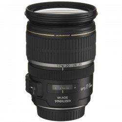 Canon - 1242B002 - Canon EF-S 17-55 f/2.8 IS USM Standard Zoom Lens - f/2.8