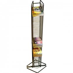 Atlantic - 1248 - Atlantic - Onyx CD Tower - Steel