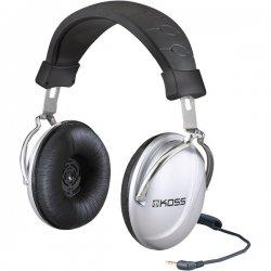 Koss - 159782 - Koss TD85 Stereo Headphone - Stereo - Silver