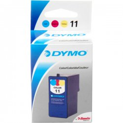 DYMO - 1738252 - Dymo Ink Cartridge - Inkjet - 100 CDs - Color