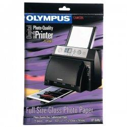 "Olympus - 200361 - Olympus Photo Paper - A4 - 8.25"" x 11.70"" - 25 Sheet"