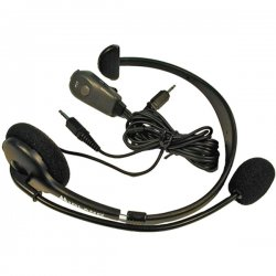 Midland Radio - 22-540 - Midland 22-540 PTT Headset - Over-the-head