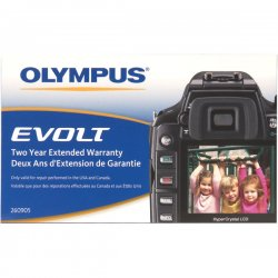 Olympus - 260905 - Olympus Extended Service Plan - 2 Year Extended Service - Service - Maintenance - Parts & Labor - Physical Service