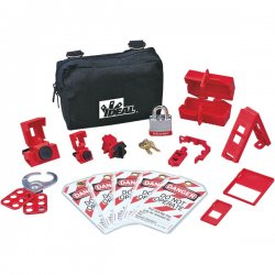 Stirling / IDEAL Industries - 44-970 - IDEAL Lockout/Tagout Kit