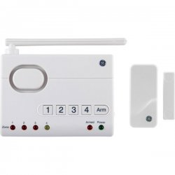 GE (General Electric) - 45142 - GE 45142 Choice-Alert Wireless Alarm System