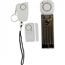 GE (General Electric) - 45216 - GE 45216 Portable Security Dorm/Apartment Kit
