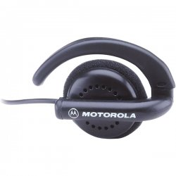 Motorola - 53728 - Motorola 53728 Flexible Earphone - Mono - Sub-mini phone - Wired - Over-the-ear - Monaural - Semi-open - Yes