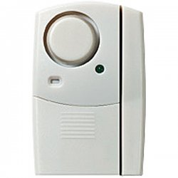 GE (General Electric) - 56789 - GE 56789 Magnetic Window Alarm with On/Off Indicator Light (Single)