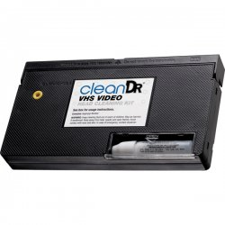 Digital Innovations - 6012800 - Digital Innovations CleanDr VHS Video Head Cleaning Cassette - For Tape Drive - Non-abrasive