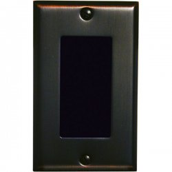 Channel Vision - 6200-252 - Channel Vision 6200 Single Gang Box Network Camera - Oil Rubbed Bronze - Color - CCD - Cable