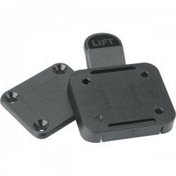 PanaVise - 675-BT - PanaVise 675-BT Quick Release Interface - Black