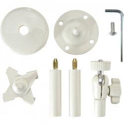 PanaVise - 845-246W - PanaVise Deluxe Micro Mount - Aluminum - Cream