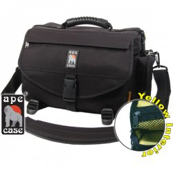 Ape Case - ACPRO1200 - APE CASE ACPRO1200 Pro Messenger-Style Camera Bag (Medium)