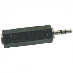 RCA - AH203R - RCA(R) AH203R 1/4 Jack to 3.5mm Plug Adapter