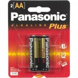 Panasonic - AM-3PA/2B - Panasonic AA-Size General Purpose Battery Pack - Alkaline