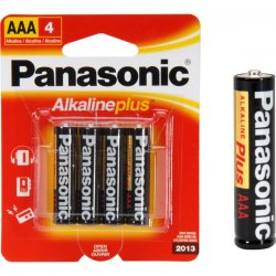 Panasonic - AM-4PA/4B - Panasonic AAA-Size General Purpose Battery Pack - Alkaline