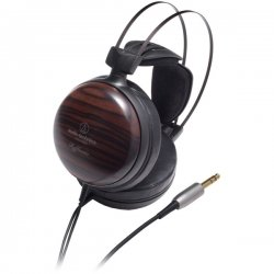 Audio Technica - ATH-W5000 - Audio-Technica ATH-W5000 Dynamic Headphone - Wired - 5 Hz 45 kHz - Gold Plated - Binaural - 9.84 ft Cable