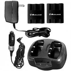 Midland Radio - AVP-6 - Midland Charger/Battery Pack