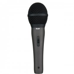CAD Audio - cad-22a - CAD CAD22A Handheld Dynamic Microphone - Dynamic - Handheld - Mono - 60Hz to 15kHz - Cable