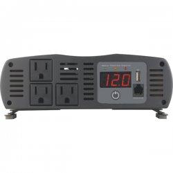 Cobra Electronics - CPI 2575 - Cobra 2500W DC to AC Power Inverter - 120V AC - , 5V DC - Continuous Power:2500W