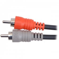 Liberty AV - CPR-203 - 9.84' Audio Cable Dual 1/4-rca M 3m