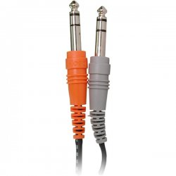 Hosa - CSS-203 - Hosa Standard Stereo Interconnect Cable - Phono Male Stereo - Phono Male Stereo - 9.84ft