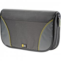 Case Logic - CSW-72 BLACK - Case Logic 72 Capacity CD Wallet - Book Fold - Nylon - Black