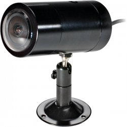 Speco - CVC-638/170 - Speco CVC-638/170 Ultra Wide Angle Bullet Camera - Color - CCD - Cable