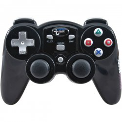 dreamGEAR / iSound - DGPN-557 - dreamGEAR Magna Force RF Wireless Game Pad - Wireless - Radio Frequency - PlayStation 2