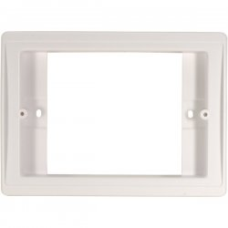 M&S Systems - DMCFD - M&S SYSTEMS DMCFD Retrofit Frame & Finish Out for Door Speaker