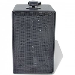 Speco - DMS3TS - Speco DMS3TS Speaker - 3-way - Black - 8 Ohm