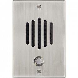 Channel Vision - DP-0302C - Channel Vision DP Intercom Door Station - Cable - Flush Mount, Surface Mount