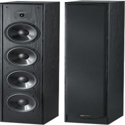 BIC America / Acoustech - DV-64 - BIC America Venturi DV64 200 W RMS Speaker - 2-way - 1 Pack - Black - 8 Ohm
