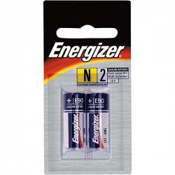 Energizer - E90BP-2 - Energizer N2 E90 Alkaline Batteries - 1000 mAh - N - Alkaline - 1.5 V DC - 2 / Pack